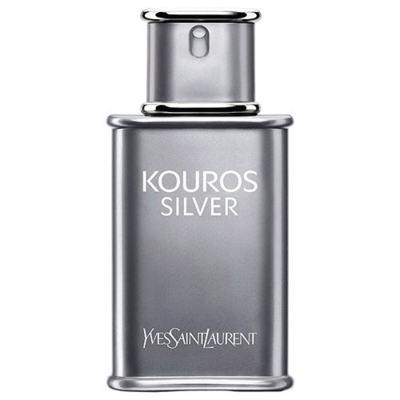 Yves Saint Laurent Kouros Silver Eau de Toilette Perfume Masculino