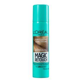 Retoque de Raiz  Spray Instantâneo Magic Retouch - Louro Escuro | 75ml