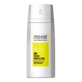 Desodorante Axe You Aerosol Antitranspirante 48h - 152ml