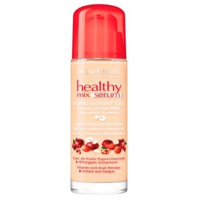 Imagem 8 do produto Bourjois Healthy Mix Serum Fond de Teint Base - Bourjois Healthy Mix Serum Fond de Teint Base 30ml - 52 Vanille