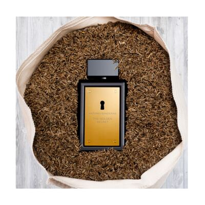 Imagem 3 do produto The Golden Secret Antonio Banderas - Perfume Masculino - Eau de Toilette - 200ml