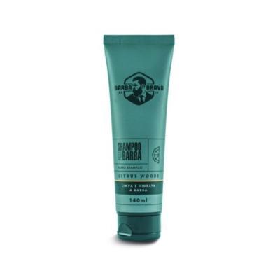 Imagem 2 do produto SHAMPOO PARA BARBA – CITRUS WOODS - BARBA BRAVA - Shampoo para Barba Citrus Wood - Barba Brava