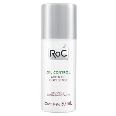 Imagem 1 do produto Tratamento Anti-Idade Roc - Oil Control Age & Oil Corrector - 30ml