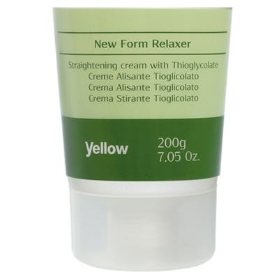 Imagem 2 do produto Yellow YE New Form Relaxer Thioglicolato - Finalizador - 200g