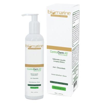 Imagem 4 do produto Sabonete Líquido Facial Biomarine - Control Derm - 150ml