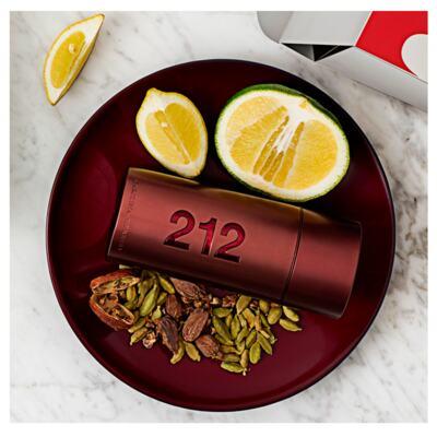 Imagem 3 do produto 212 Sexy Men Carolina Herrera - Perfume Masculino - Eau de Toilette - 50ml