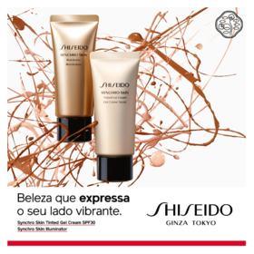 Iluminador Facial Shiseido - Synchro Skin Illuminator FPS30