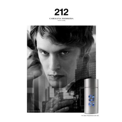 Imagem 3 do produto 212 Men Nyc Carolina Herrera - Perfume Masculino - Eau de Toilette - 100ml