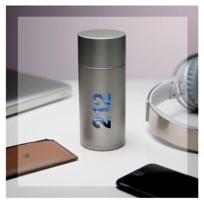 Imagem 5 do produto 212 Men Nyc Carolina Herrera - Perfume Masculino - Eau de Toilette - 100ml