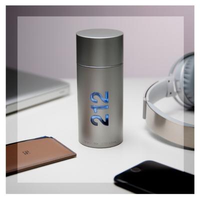 Imagem 5 do produto 212 Men Nyc Carolina Herrera - Perfume Masculino - Eau de Toilette - 50ml