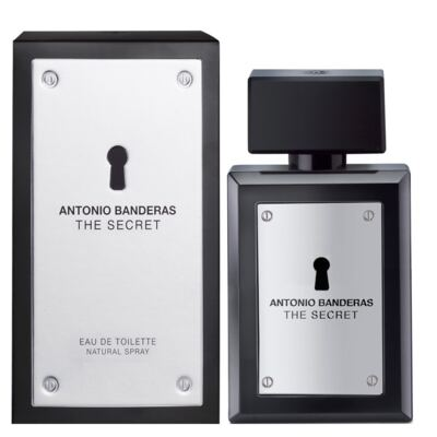 Imagem 2 do produto The Secret Antonio Banderas - Perfume Masculino - Eau de Toilette - 100ml