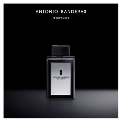 Imagem 4 do produto The Secret Antonio Banderas - Perfume Masculino - Eau de Toilette - 100ml
