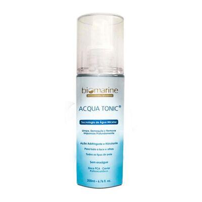 Imagem 1 do produto Acqua Tonic Biomarine - Limpador Facial - 200ml