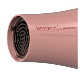 Keration Ceramic Íon Ga.Ma Italy - Secador de Cabelo 2.000W - 127v