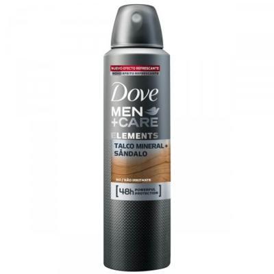 Imagem 1 do produto Dove man care talco mineral 150 ml