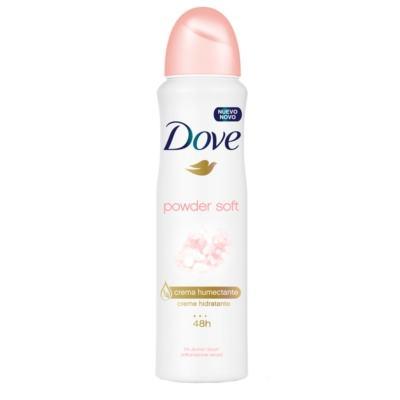 Imagem 3 do produto Dove powder soft 150 ml -