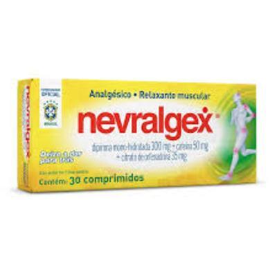 Nevralgex 300mg 30 comprimidos cimed