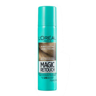 Imagem 4 do produto Corretivo  Instantâneo L'Oréal Paris - Magic Retouch - Louro escuro