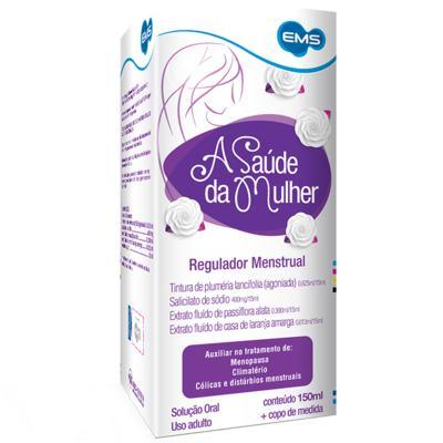Imagem 2 do produto A Saúde da Mulher EMS - 150 ml