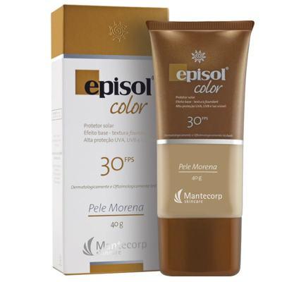 Imagem 1 do produto Episol pele morenaFPS 30 40 G