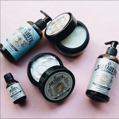 Imagem 3 do produto Shampoo para Barba Sir Fausto - Beard Shampoo - 250ml