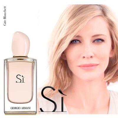 Imagem 4 do produto Sì Giorgio Armani - Perfume Feminino - Eau de Toilette - 50ml