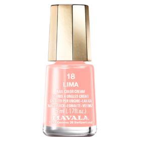 Mavala Mini Color 5ml - Esmalte Cremoso - 18 - Lima