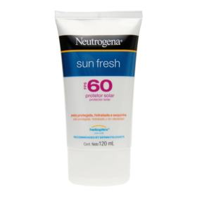 Protetor Solar Neutrogena Sun Fresh - Fps60 | 120ml