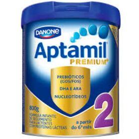 Fórmula Infantil Aptamil Premium - 2 | 800g