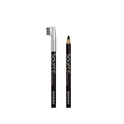 Imagem 8 do produto Sourcils Précision Bourjois - Lápis para Sobrancelhas - 01 - Noir Eben