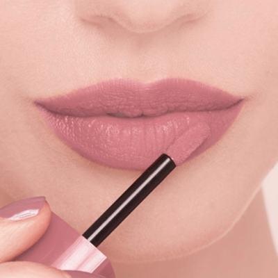 Imagem 8 do produto Batom Líquido Bourjois - Rouge Edition Velvet - 10 - Dont Pink Of It