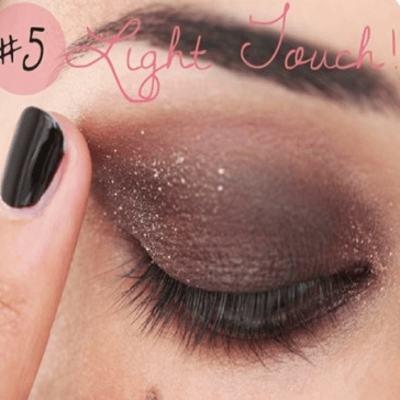 Imagem 13 do produto Smoky Stories Bourjois - Paleta de Sombras - 02 - Over Rose