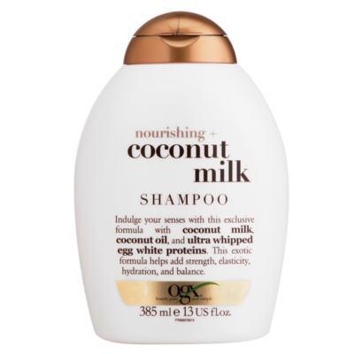 Imagem 2 do produto Shampoo Ogx Coconut Milk - Shampoo Ogx Coconut Milk 385ml