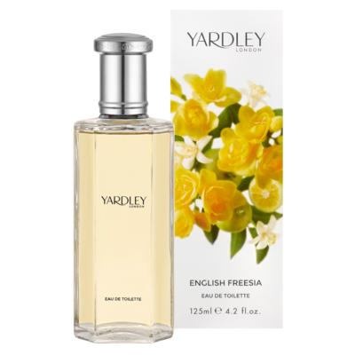 Imagem 2 do produto English Freesia Yardley Perfume Feminino - Eau de Toilette - 125ml