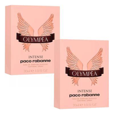Imagem 2 do produto Paco Rabanne Olympéa Intense Eau de Parfum Kit - Perfume Feminino 2x 30ml - Kit