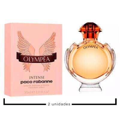 Imagem 3 do produto Paco Rabanne Olympéa Intense Eau de Parfum Kit - Perfume Feminino 2x 30ml - Kit