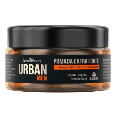 Urban Men - Pomada Capilar Extra Forte - 50g