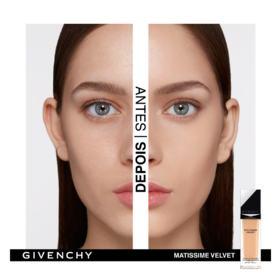 Base Facial Givenchy - Matissime Velvet Fluid - 04 - Mat Beige