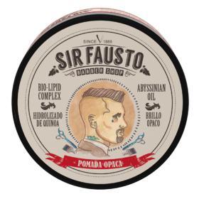 Pomada Opaca para Cabelo  Sir Fausto - 200g