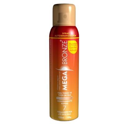 Imagem 1 do produto Mega Bronze - Spray Autobronzeador - 150ml