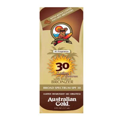 Imagem 4 do produto Australian Gold Kona Coffee Instant Bronzer Bronzeador FPS 30 - Australian Gold Kona Coffee Instant Bronzer Bronzeador FPS 30 237ml