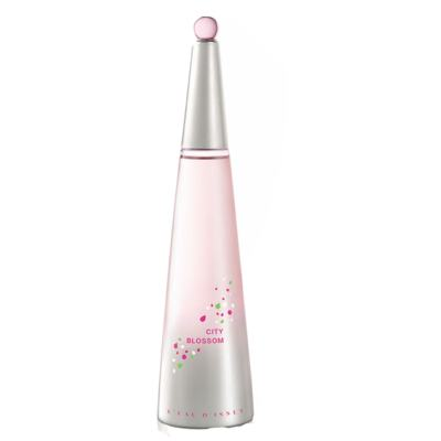 Imagem 1 do produto L'eau D'issey City Blossom Issey Miyake - Perfume Feminino - Eau de Toilette - 50ml