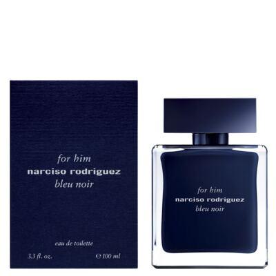 Imagem 2 do produto For Him Bleu Noir Narciso Rodriguez - Perfume Masculino - Eau de Toilette - 100ml