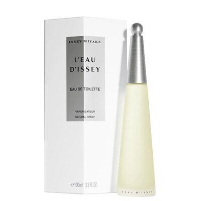 Imagem 1 do produto L'eau D'issey Issey Miyake - Perfume Feminino - Eau de Toilette - 100ml