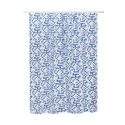 Cortina em EVA para Box Azul 8145 - Mor