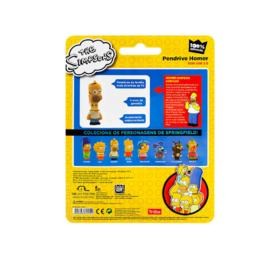 Pendrive Multilaser Simpsons Homer 8GB PD070