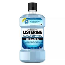 Antisséptico Bucal Listerine - Tartar Control   500ml