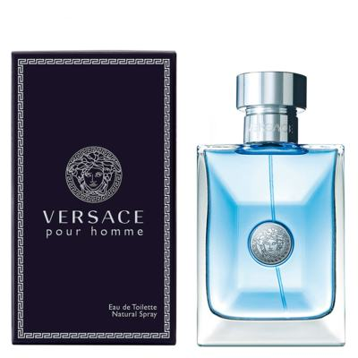 Imagem 3 do produto Versace Pour Homme Versace - Perfume Masculino - Eau de Toilette - 100ml