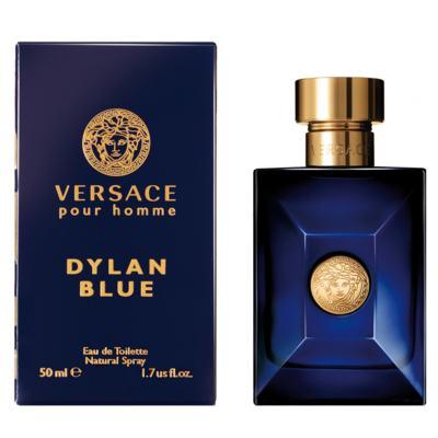 Imagem 3 do produto Dylan Blue Pour Homme Versace - Perfume Masculino Eau de Toilette - 50ml