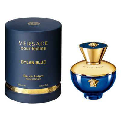 Imagem 3 do produto Dylan Blue Pour Femme Versace - Perfume Feminino Eau de Parfum - 50ml
